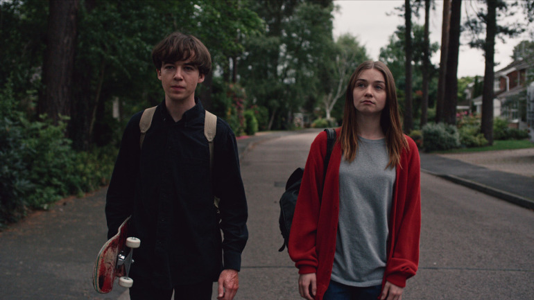 The End of the F***ing World, Courtesy of Netflix
