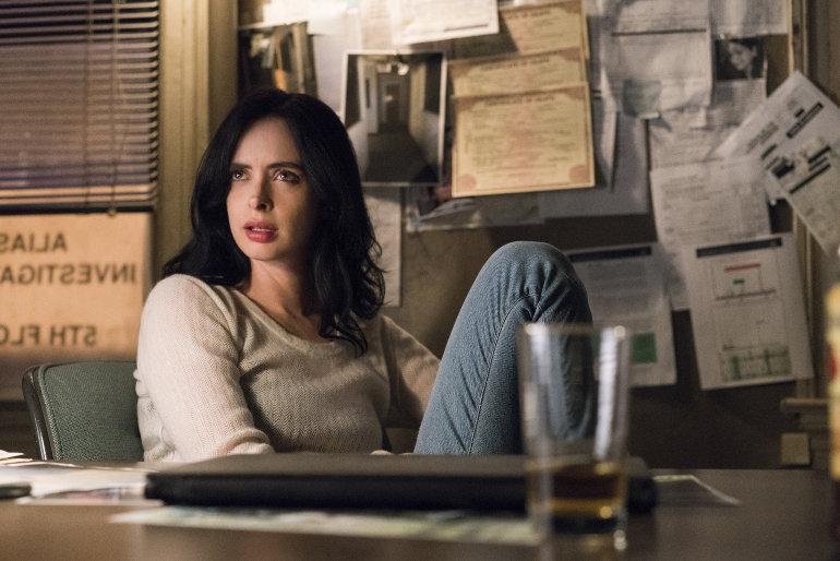 Marvel's Jessica Jones - Season 2, David Giesbrecht/Netflix