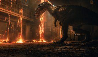 """Große Saurier-Action im neuen deutschen Trailer zu """"Jurassic World: Das gefallene Königreich"""""""