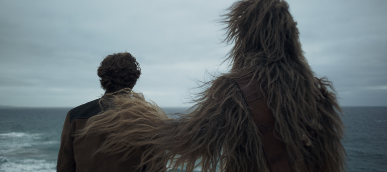 SOLO: A STAR WARS STORY, (C) 2018 Lucasfilm Ltd. All Rights Reserved.