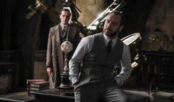 """Dumbledore und Newt Scamander gegen Grindelwald – im ersten Trailer zu """"Phantastische Tierwesen 2"""""""
