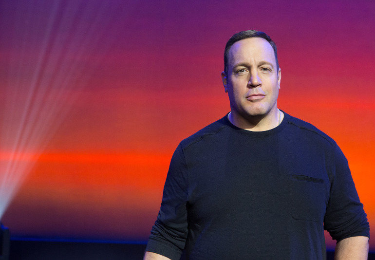 Kevin James: Never Don't Give Up, KC Bailey, Netflix