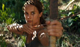 "Kinostarts 15. März 2018: Alicia Vikander ist Tomb Raider, Geister-Horror mit ""Winchester"""