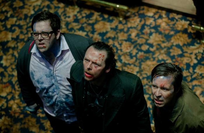 "Neuer deutscher 5 Minuten-Featurette zu ""The World's End"" mit Simon Pegg und Nick Frost"