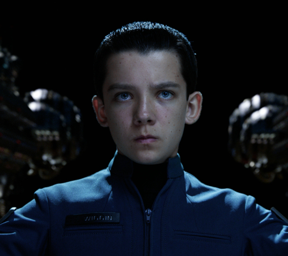 "Neuer deutscher ""Enders Game""-Trailer mit Asa Butterfield, Harrison Ford und Ben Kingsley"