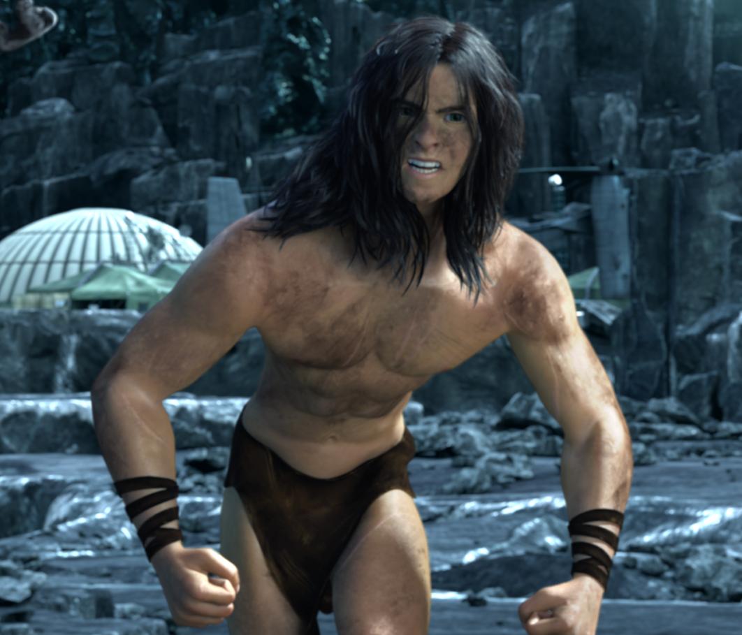 """Noch mehr Dschungel-Action im neuen deutschen """"Tarzan 3D""""-Trailer"""