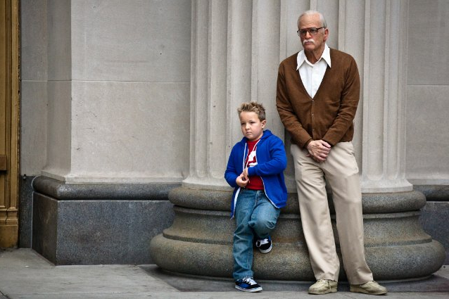 "Deutscher Trailer zu ""Jackass: Bad Grandpa"" mit altem Johnny Knoxville"