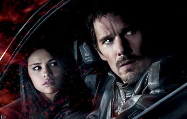 Getaway – Neuer Trailer zum Thriller mit Ethan Hawke und Selena Gomez