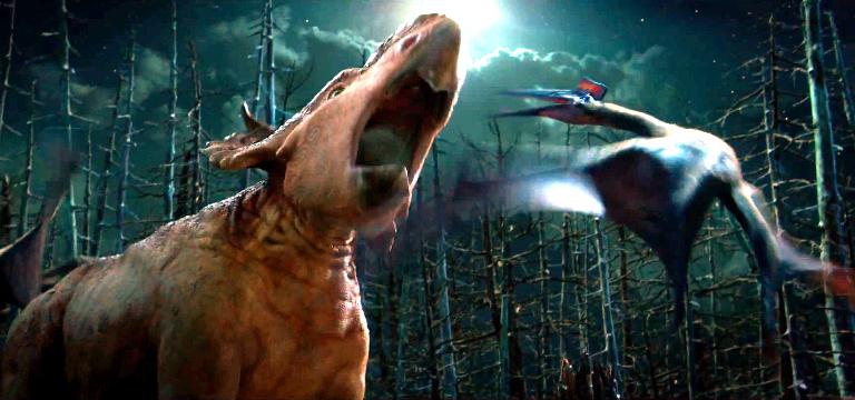 """Zweiter deutscher Trailer zum prähistorischen Abenteuer """"Dinosaurier 3D – Im Reich der Giganten"""""""