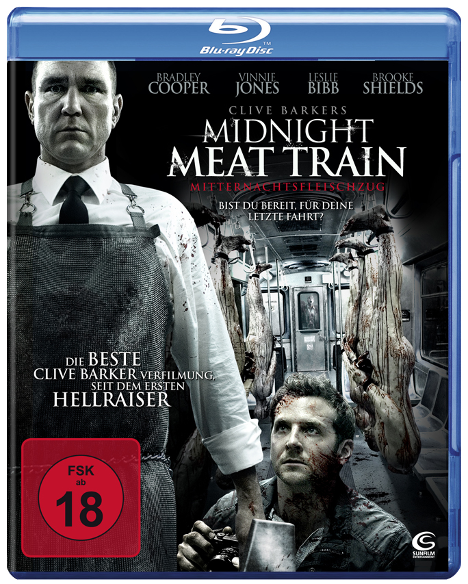 Clive Barkers Midnight Meat Train, © Sunfilm Entertainment