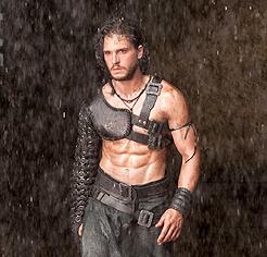 """Erstes Filmbild aus dem Gladiatoren-Abenteuer """"Pompeii"""" zeigt """"Game of Thrones""""-Star Kit Harington"""