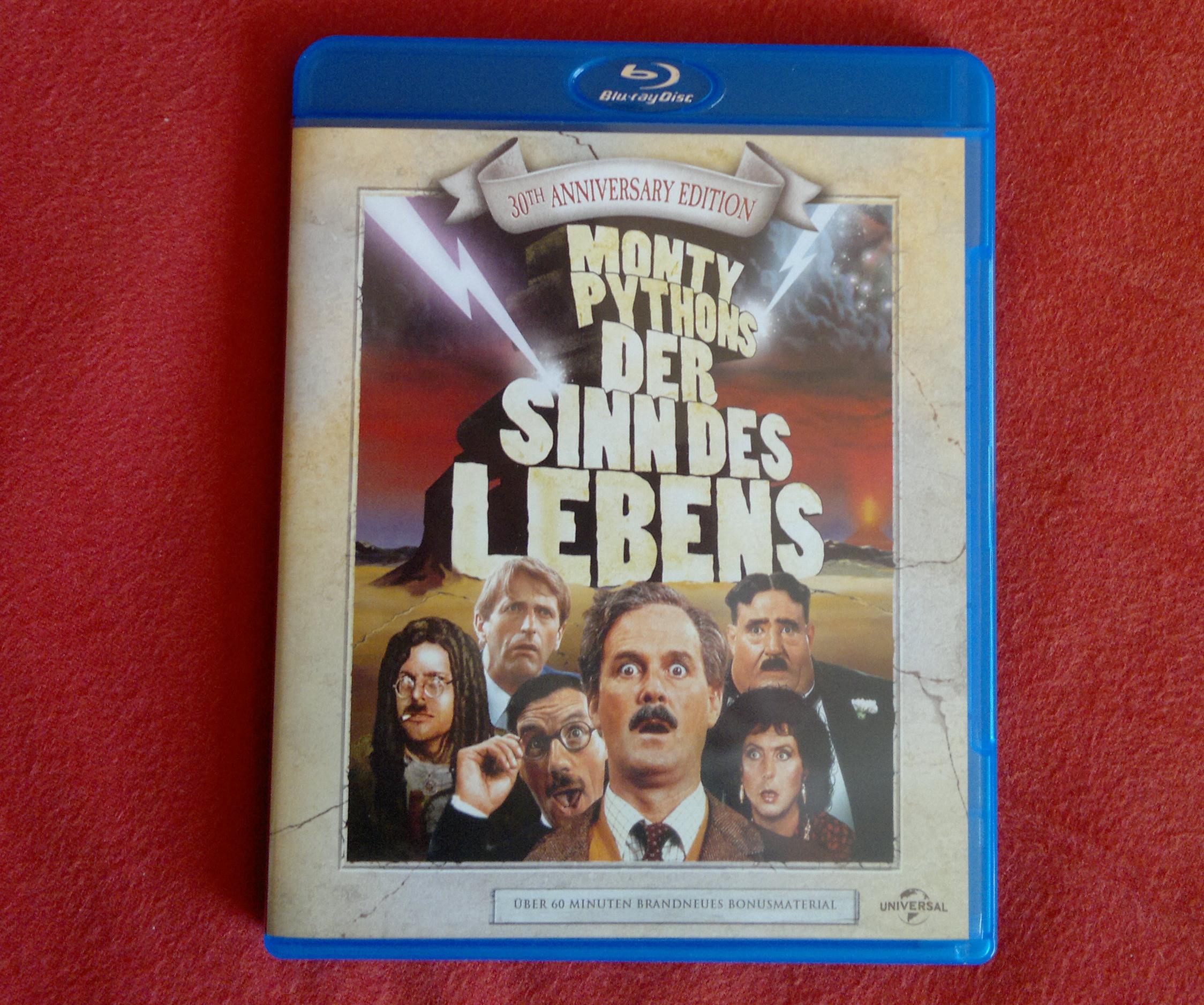 Monty Pythons Der Sinn des Lebens – Ab heute auf erstmals als Blu-ray im Handel