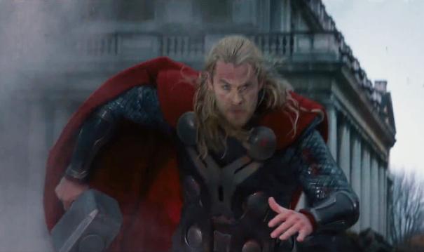 """Thor vs. Dunkelelfen: Neuer deutscher Trailer zu """"Thor 2 – The Dark Kingdom"""""""