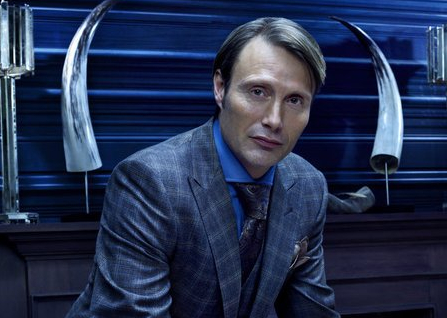 """Werbung: MyVideo zeigt kostenlos die erste Staffel von """"Hannibal"""" mit Mads Mikkelsen"""