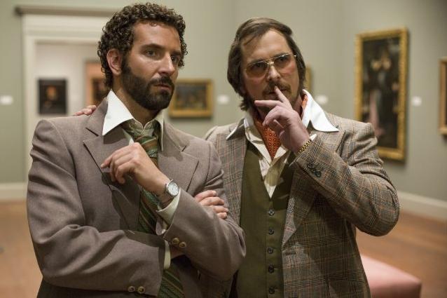 """Christian Bale als Meisterbetrüger: Deutscher Trailer zu David O. Russells """"American Bullshit"""""""