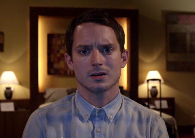 """Elijah Wood camt mit Porno-Star Sasha Grey: Erster Trailer zum Psycho-Thriller """"Open Windows"""""""