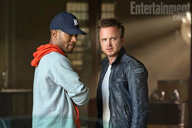 """Erste Filmbilder aus Spiele-Verfilmung """"Need for Speed"""" zeigen Aaron Paul und Dominic Cooper"""