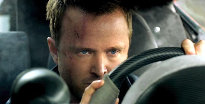 """""""Breaking Bad""""-Star Aaron Paul im ersten deutschen Trailer zur """"Need for Speed""""-Verfilmung"""