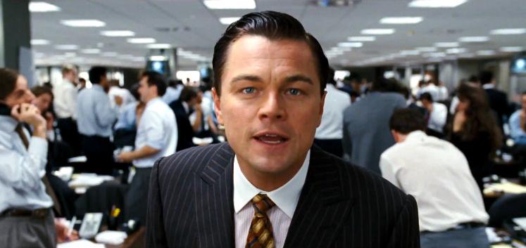 """Leo DiCaprio umhüllt von schmutzigen Dingen: Zweiter Trailer zu """"The Wolf of Wall Street"""""""