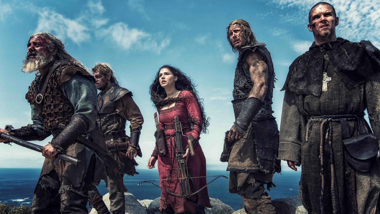 """Dreharbeiten für """"Northmen – A Viking Saga"""" abgeschlossen; erstes Filmbild vorhanden"""