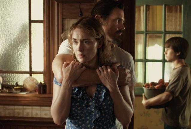"""Erster Trailer zu """"Labor Day"""": Harmlose Kate Winslet nimmt gefährlichen Josh Brolin auf"""