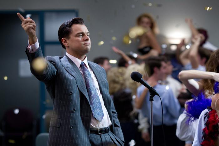 """Leonardo DiCaprio strebt nach Macht: Zweiter deutscher Trailer zu """"The Wolf of Wall Street"""""""