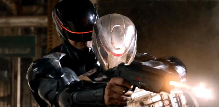 """Zweiter deutscher Trailer zum neuen """"RoboCop"""" mit Joel Kinnaman und Samuel L. Jackson"""