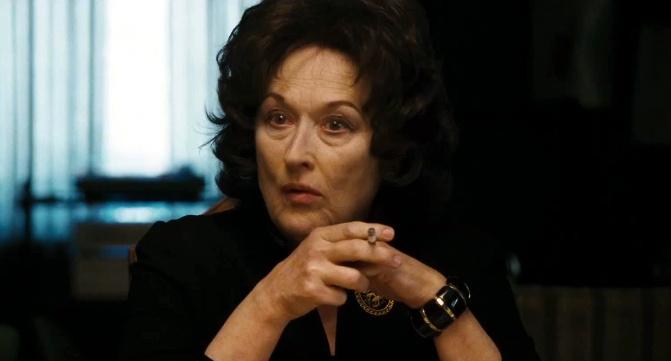 """Familientreffen mit der furchtbaren Meryl Streep: Erster deutscher Trailer zu """"Im August in Osage County"""""""