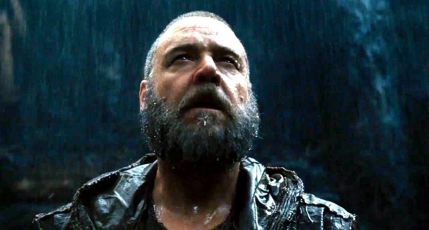 """Die Sintflut kommt: Erster langer deutscher Trailer zum Bibel-Epos """"Noah"""" mit Russell Crowe"""