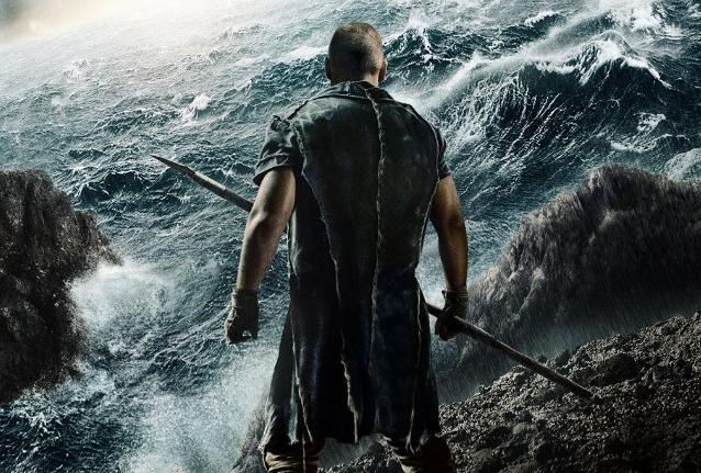"""Werbung: Russell Crowe baut Arche im ersten epischen """"Noah""""-Trailer"""