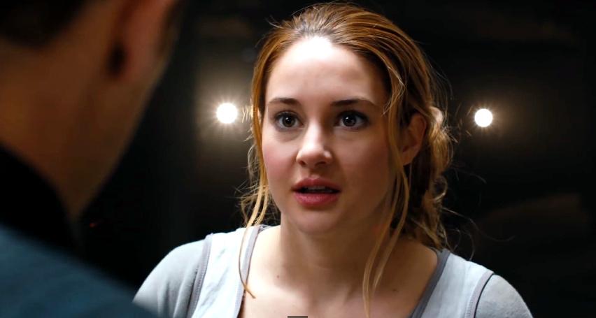 """Shailene Woodley sucht ihre Bestimmung im ersten deutschen Trailer zu """"Die Bestimmung – Divergent"""""""