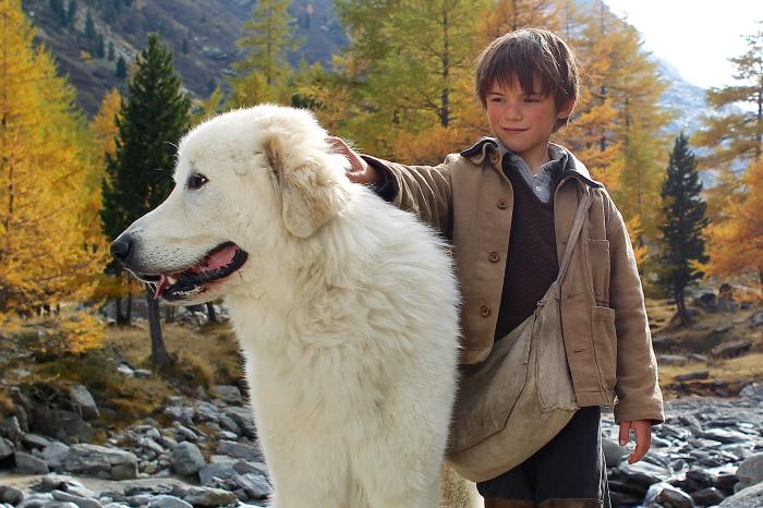 """Zweiter deutscher Trailer zur neuen Kinderbuch-Verfilmung von """"Belle und Sebastian"""""""