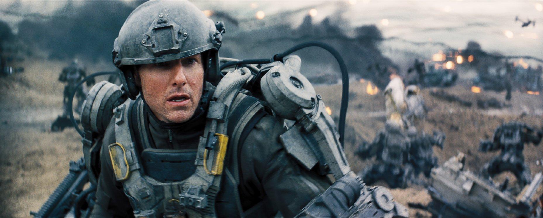 Zeitschleifen und Western-Kriege: Will Ferrell und Tom Cruise gewaltig in Action