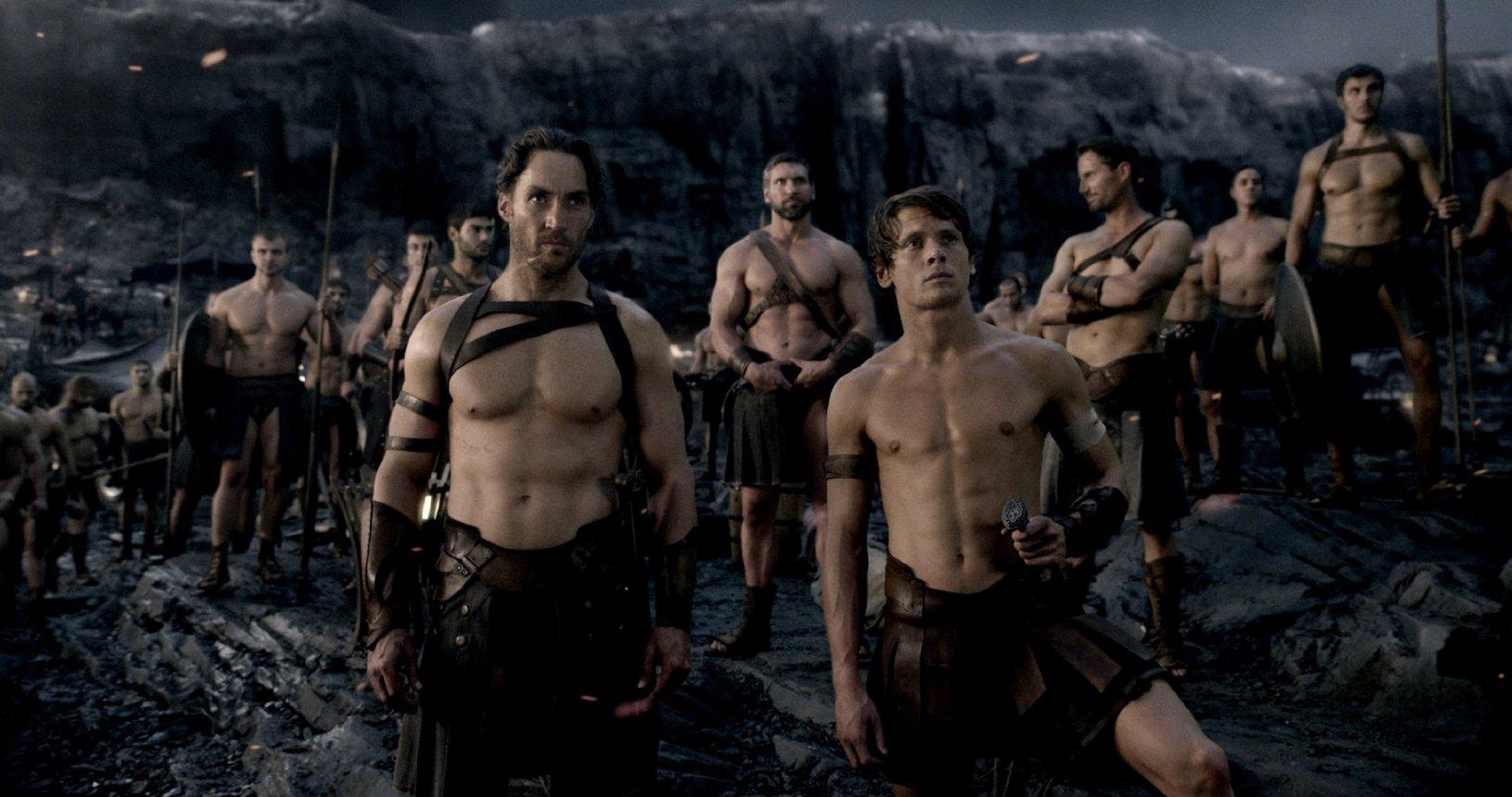 """Epische Schlachten und Schreie im neuen """"300: Rise of an Empire""""-Trailer"""
