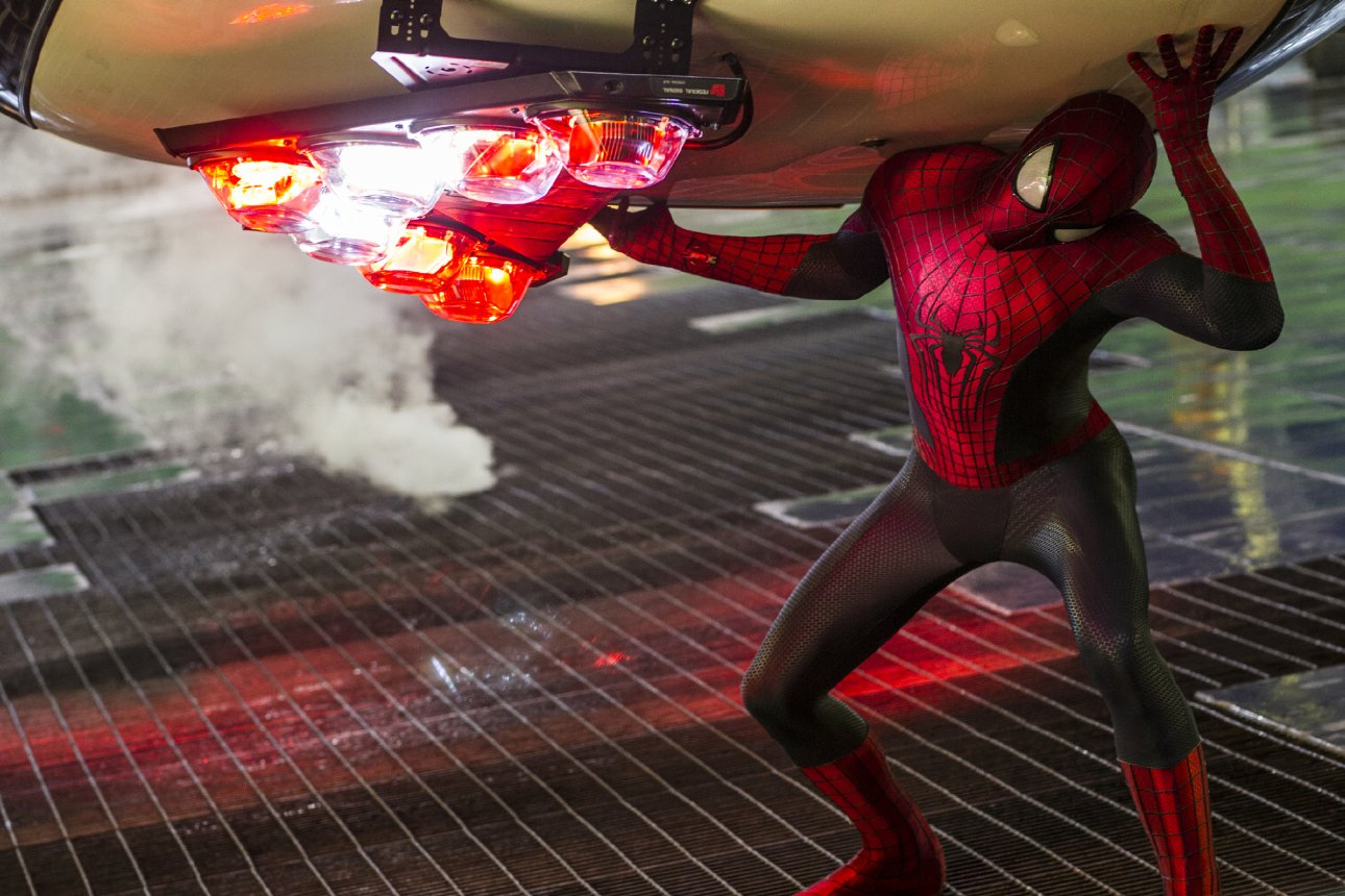 The Amazing Spider-Man 2: Rise of Electro, Photo by Niko Tavernise - © 2013 - Columbia Pictures Industries, Inc. All Rights Reserved.**ALL IMAGES ARE PROPERTY OF SONY PICTURES ENTERTAINMENT INC.