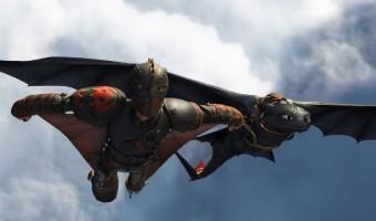 """Zweiter Trailer zu DreamWorks' Sequel """"Drachenzähmen leicht gemacht 2"""""""
