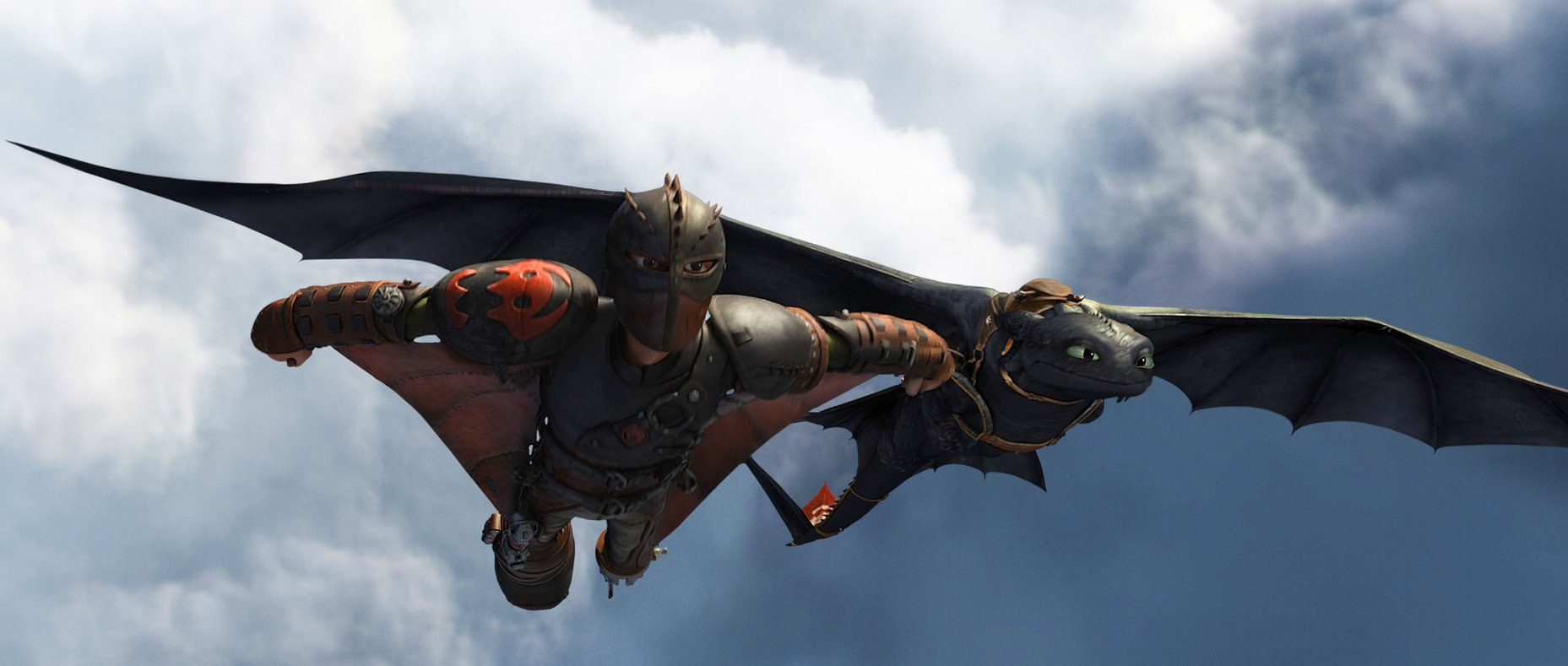 Drachenzähmen leicht gemacht 2, © 2013 - DreamWorks Animation LLC. All Rights Reserved
