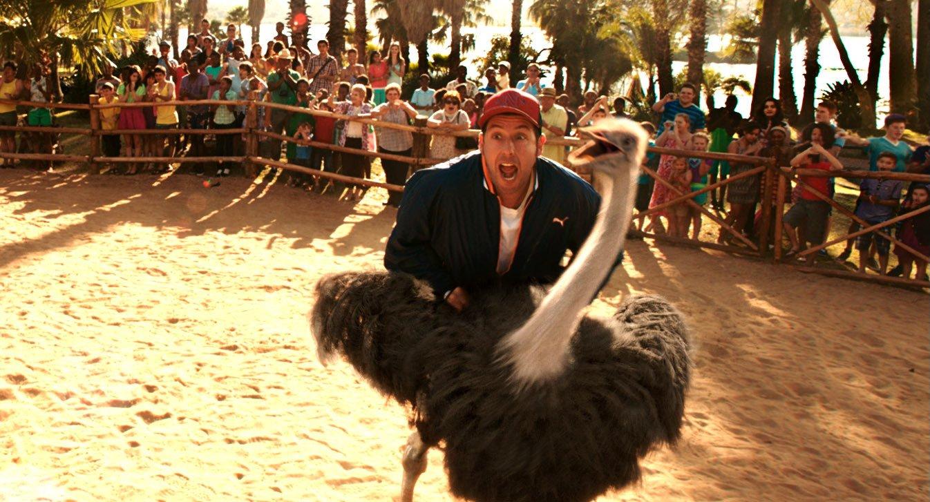 """Adam Sandler und Drew Barrymore bekriegen sich in Afrika: Erster Trailer zu """"Blended"""""""