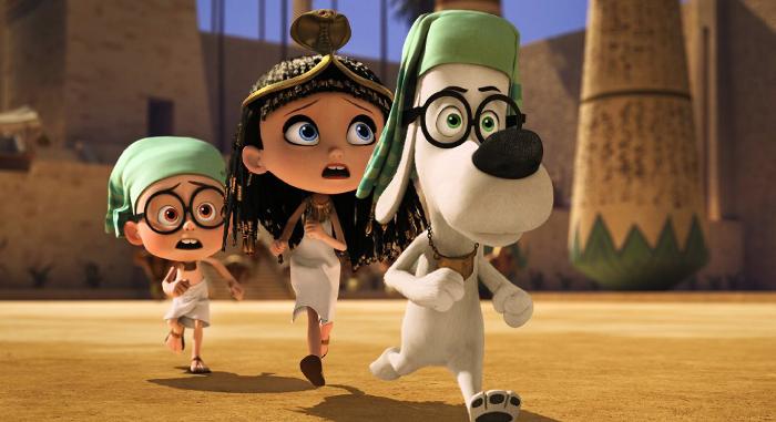 """Werbung: """"König der Löwen""""-Regisseur bringt Mr. Peabody in die Kinos"""