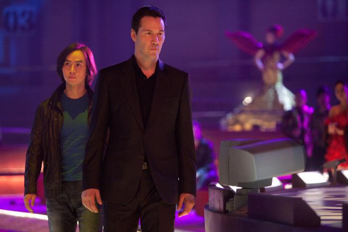 """Kampfwettbewerbe mit Keanu Reeves: Deutscher Trailer zum Martial-Arts """"Man of Tai Chi"""""""