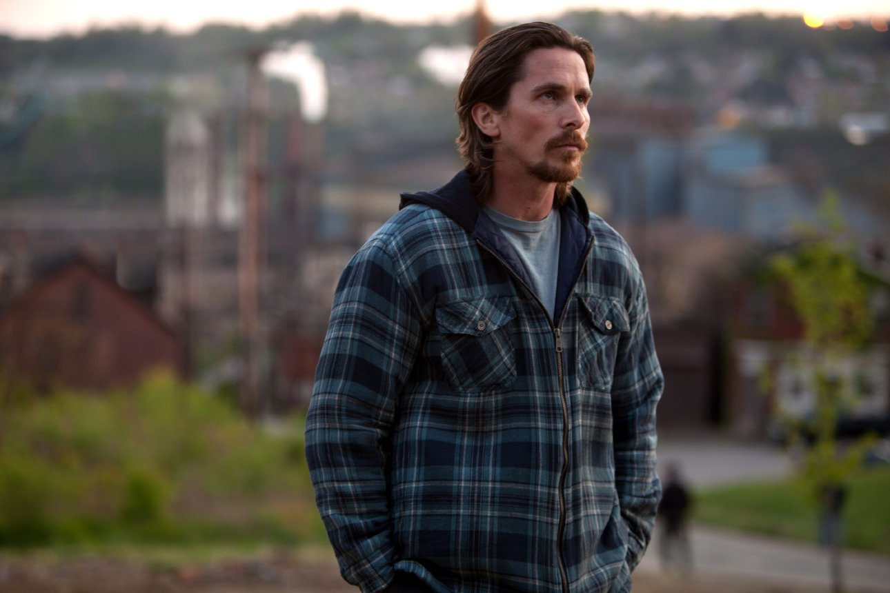 Auge um Auge, Christian Bale, Photo by Kerry Hayes - © 2012 Relativity Media, LLC. All rights reserved.