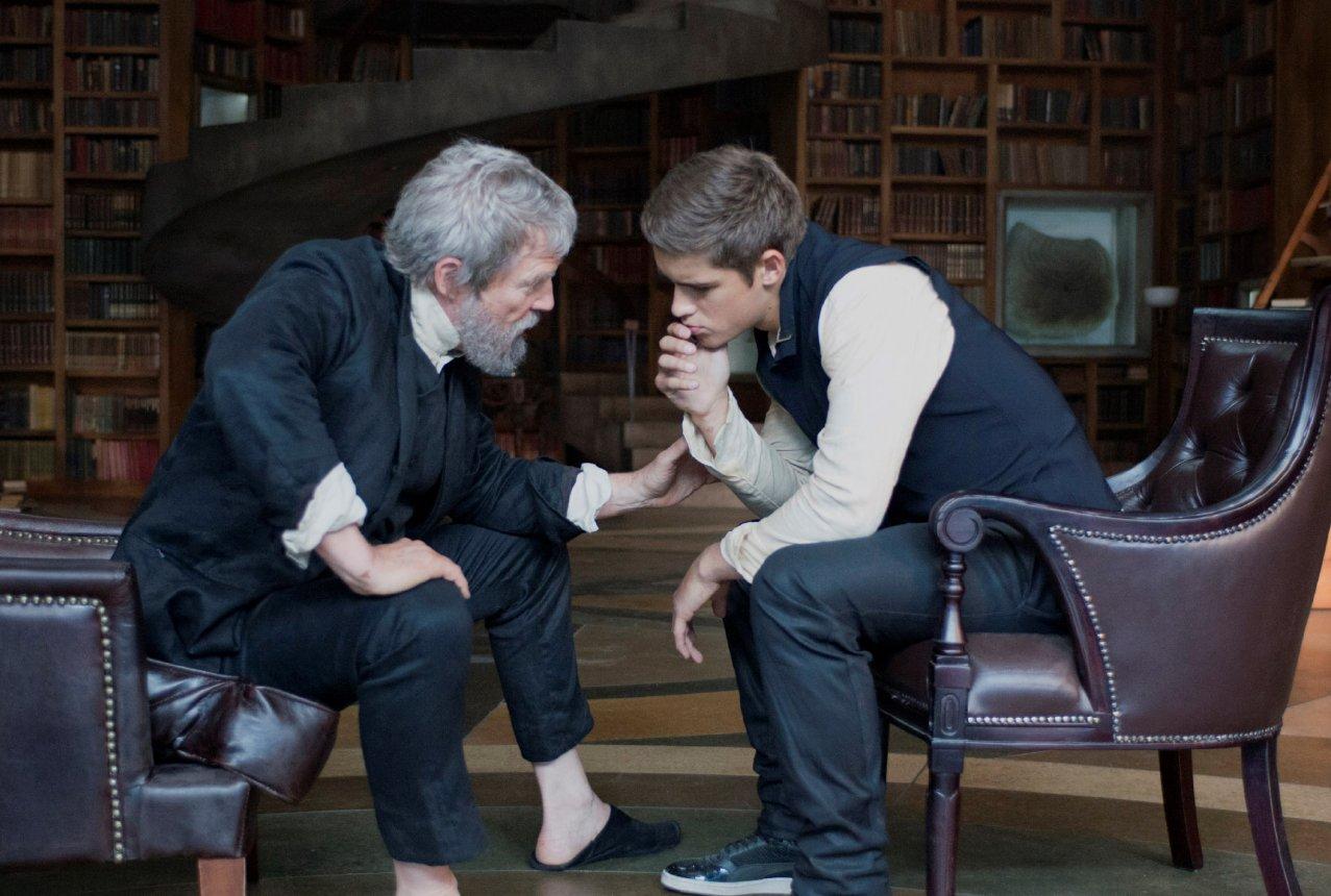 """Hüter der Erinnerung: Jeff Bridges bildet seinen Neuling aus – Erster Trailer zu """"The Giver"""""""