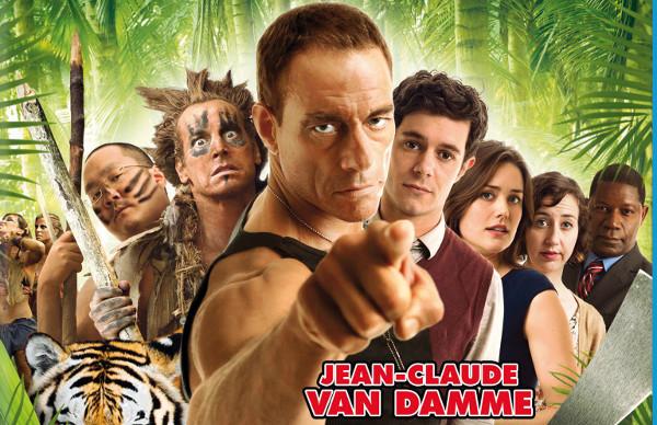 """Filmkritik zu """"Dschungelcamp – Welcome to the Jungle"""" mit J.C. Van Damme"""