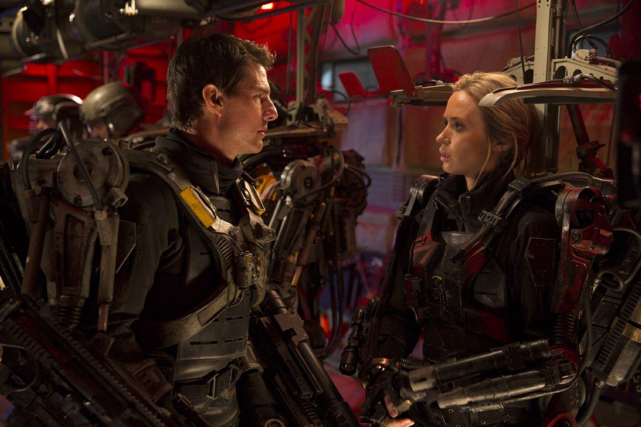 Godzilla, ein sterbender Tom Cruise und ein genetisch veränderter Channing Tatum