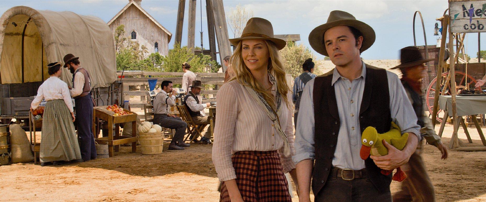 """""""Ted""""-Regisseur im wilden Westen: Langer deutscher Trailer zu """"A Million Ways To Die In The West"""""""