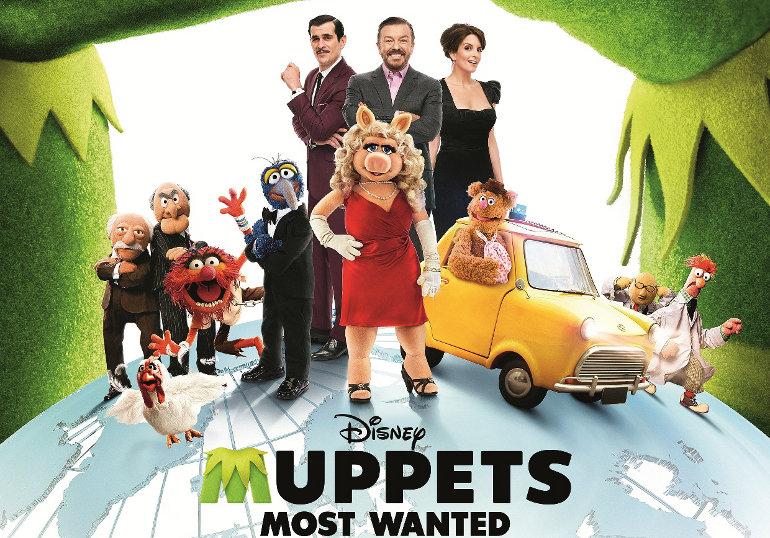 Kinostarts 1. Mai 2014: Die Muppets treffen auf Hercules