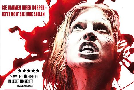 """Filmkritik zu """"Savaged"""": Blutiger Rache-Horror mit teuflischer Hauptfigur"""