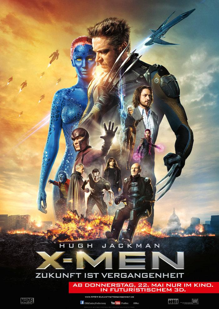 X-Men: Zukunft ist Vergangenheit, © 2014 Twentieth Century Fox