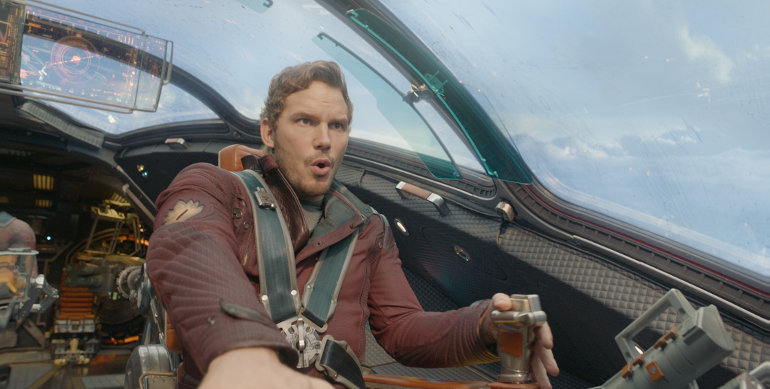 Guardians of the Galaxy, Ph: Film Frame, ©Marvel 2014