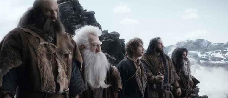 """Erscheint  der Trailer zu """"Der Hobbit 3"""" noch in dieser Woche?"""